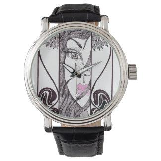 """""""Hope"""" Art Nouveau Watch"""