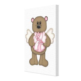 Hope Bear Canvas Print