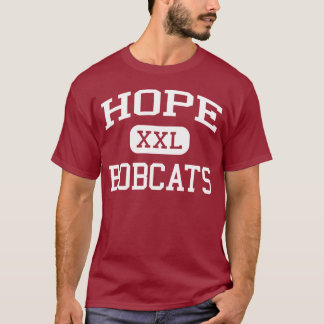 Hope - Bobcats - Hope High School - Hope Arkansas T-Shirt
