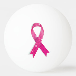 Hope Breast Cancer awareness pink ribbon on heart