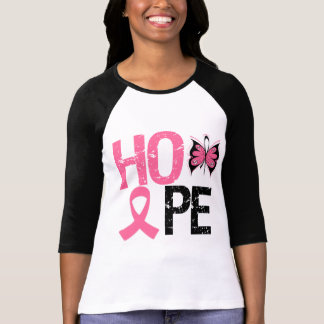Hope Breast Cancer Awareness T-shirts