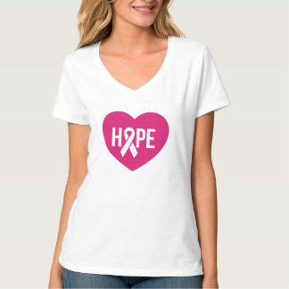 Hope Breast Cancer T-Shirt