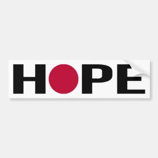Hope Bumper Sticker