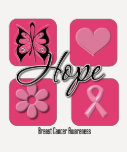 Hope Butterfly Inspires - Breast Cancer