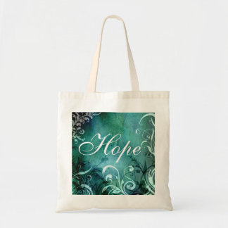 Hope canvas tote tote bag