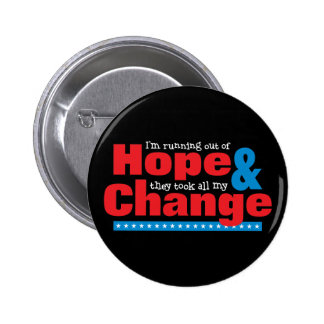 Hope & Change Button