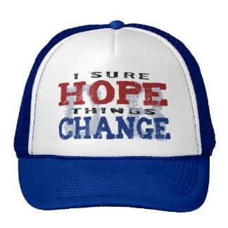 HOPE CHANGE Hat