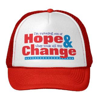 Hope & Change Trucker Hat