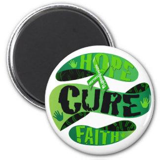 Hope Cure Faith Magnet