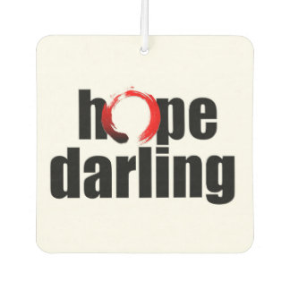Hope Darling Air Freshener