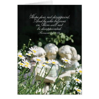 Hope does not Disappoint Card