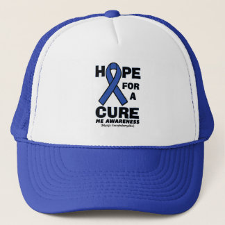 Hope For A Cure...ME Trucker Hat