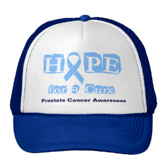 Hope for a Cure - Prostate Cancer Cap
