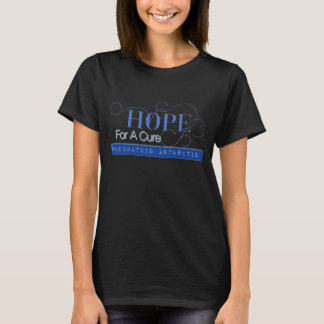 Hope for a Cure Rheumatoid Arthritis Shirt