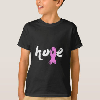 Hope for breast cancer T-Shirt