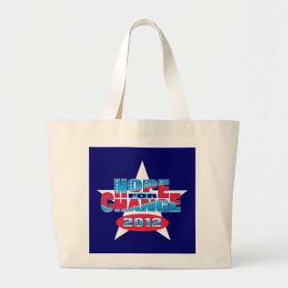 Hope for Change 2012 Bags