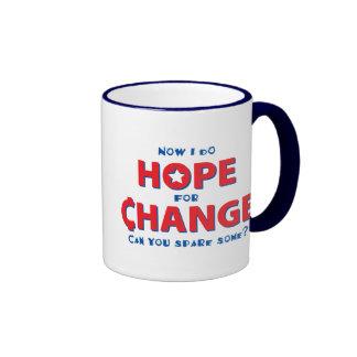 Hope for Change Mug