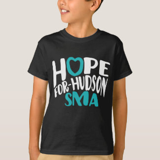 Hope For Hudson - SMA T-Shirt