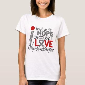 Hope For My Granddaughter Brain Tumor T-Shirt