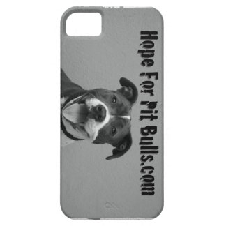 Hope For Pitbulls I-Phone 5 Case Barely There iPhone 5 Case