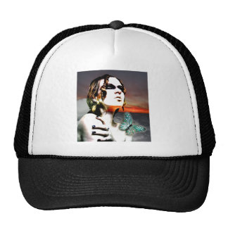 HOPE FOR THE ICE QUEEN MESH HAT