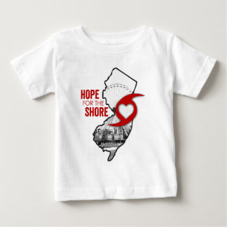 Hope For The Shore Baby T-Shirt