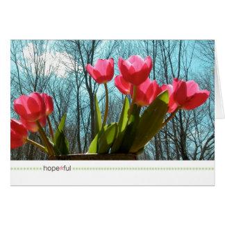 hope*ful card
