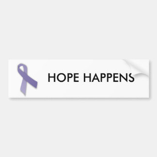 Hope Happens Bumper Sticker