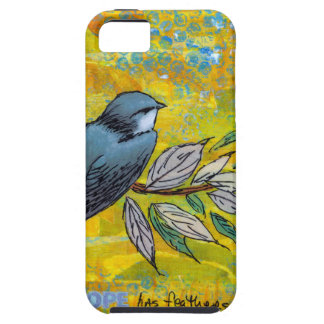 Hope Has Feathers iPhone 5 Cover