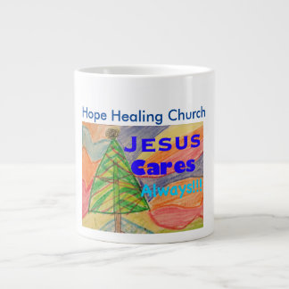 Hope Healing Church Christian Coffee Mug Cup
