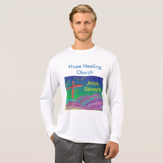 Hope Healing Church Christian Jesus Shirt