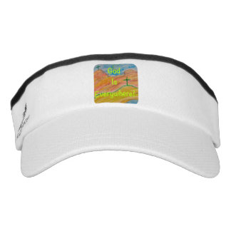 Hope Healing Church Christian Visor Hat Cap