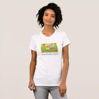 Hope Healing Church Christian Women's Iowa T-Shirt