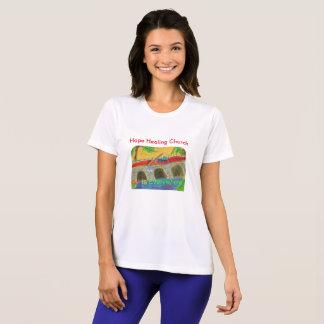 Hope Healing Church Christian Womens T-Shirt