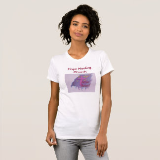 Hope Healing Church Christian Women's T-Shirt