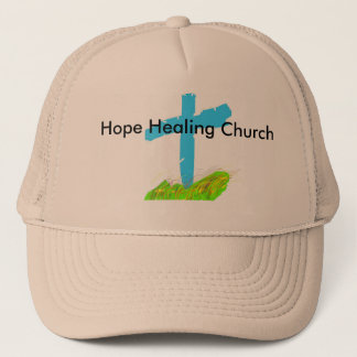 Hope Healing Church Inspirational Trucker Hat