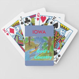 Hope Healing Church Iowa Christian Playing Cards
