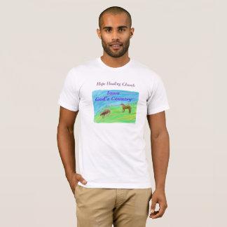 Hope Healing Church Iowa Christian T-shirt