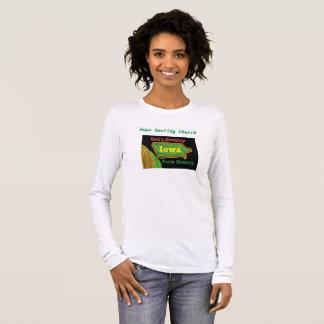 Hope Healing Church Iowa Womens Christian T-Shirt