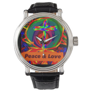 Hope Healing Church Peace and Love Christian Watch