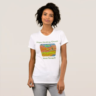 Hope Healing Church Women's Christian T-Shirt