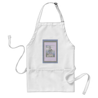 Hope  Hillary USA We Are Stronger Together Standard Apron