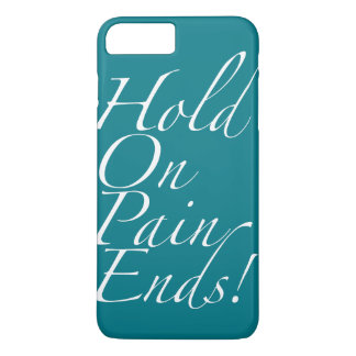 HOPE (Hold On Pain Ends) iPhone 7, Barely There iPhone 7 Plus Case