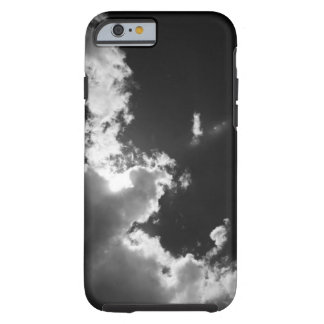 Hope in the silver lining of the clouds. tough iPhone 6 case