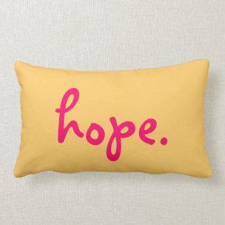 Hope Inspirational Pilow Lumbar Cushion