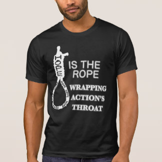 HOPE IS FOR FOOLS T-Shirt