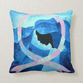 Hope is here 2012 throw pillow