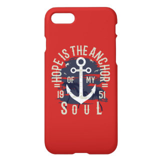 Hope is the Anchor Glossy Phone Case