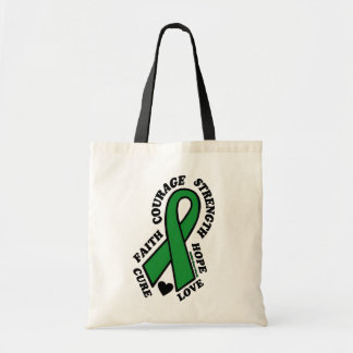 Hope Love Cure...C Diff Tote Bag