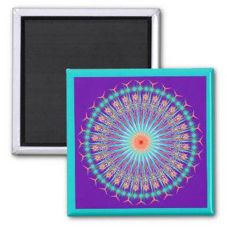 Hope Mandala Magnet